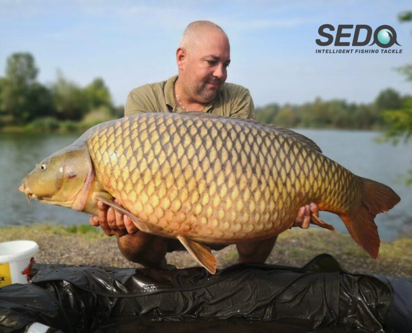24kg open water